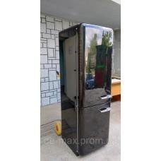 Ексклюзивный холодильник в ретро стиле Смег Smeg FAB32LNE1 Чёрный А+++ No Frost от интернет-магазина De-max