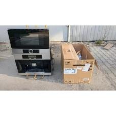 Встраиваемая микроволновая печь Бош BOSCH BFL 634 GS1 чёрная от интернет-магазина De-max