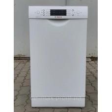 Посудомойка 45см узкая Bosch SPS69T42EU 10 комплектов 44дб А++ белая три лотка от интернет-магазина De-max