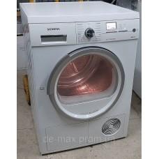 Сушильная машина на 8кг Сименс Siemens WT46W592 c тепловым насосом от интернет-магазина De-max