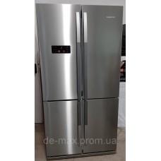 Side-by-side холодильник Грюндиг Grundig No Frost Ионизатор Фреш зона от интернет-магазина De-max
