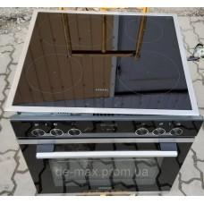 Встраиваемая духовка и индукционная панель Сименс Siemens HE 213 ABS 1 от интернет-магазина De-max