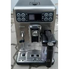 Кофемашина кофеварка Саеко Saeco Exprelia Evo HD8855/09 б/у от интернет-магазина De-max