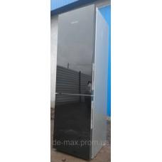 Двокамерний холодильник Miele KFN 29132 D No Frost суха заморозка А++ чорний от интернет-магазина De-max