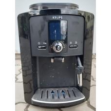 Кофемашина кофеварка Крупс Krups EA 8038 черная от интернет-магазина De-max